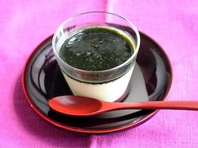 喉ごしなめらか♪豆乳を使ったヘルシー和風「ブラマンジェ」レシピ