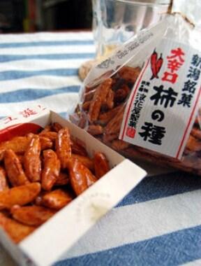 浪速屋製菓「元祖柿の種」
