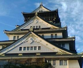 大阪観光ではやっぱり外せない大阪城