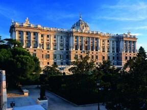 首都マドリードへ足を延ばす