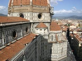 フィレンツェの風景が美しい街『フィエーゾレ』