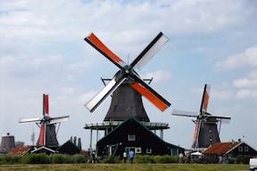 これぞオランダ! 風車の村『ザーンセ・スカンス』