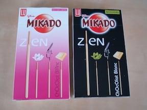 『ポッキー』にそっくりなお菓子 MIKADO