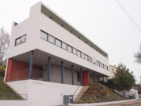 ヴァイセンホフ=ジードルングの住宅(ドイツ、シュトゥットガルト)