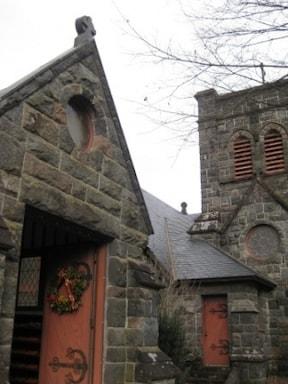 別世界のような神聖な静寂感『日光真光教会』