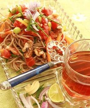 イタリア風そばサラダ☆美味しいレシピ