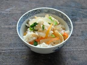 素朴だけど人気のレシピ!大根を使った柔らかおいしい簡単炊き込みご飯