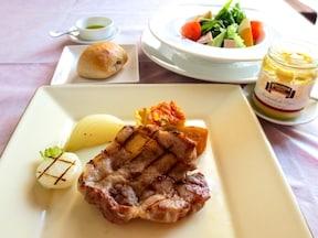 横浜美術館隣接「レストラン・ミュゼ」
