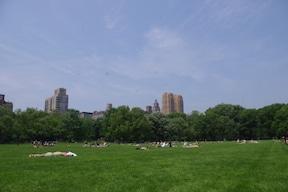 ニューヨーカーの憩いの公園『セントラルパーク』