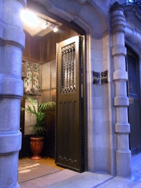 バルセロナの中心地にあるレストラン『Casa Calvet』