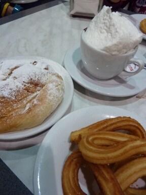 本場のチュロスが味わえる『Granja la Pallarera』