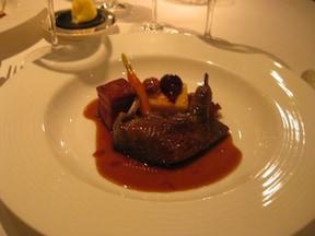 ロンドンの最高峰『レストラン・ゴードン・ラムゼイ』