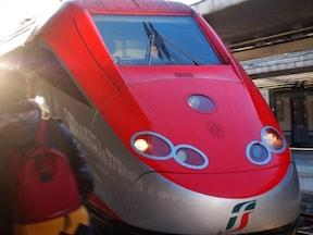 快適な列車旅に『ユーロスター・イタリア』