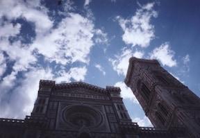 ジョットの鐘楼から眺めるフィレンツェのパノラマ!