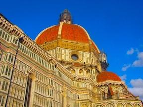 フィレンツェのシンボル!花の聖母教会『ドゥオーモ』