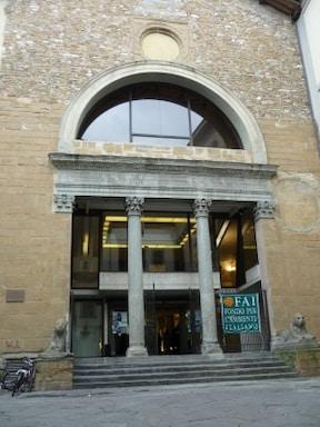 イタリアらしい現代美術館『マリノ・マリーニ』
