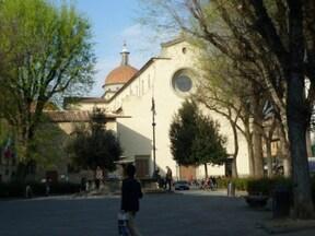 『サント・スピリト教会』は世界で一番の美しさ