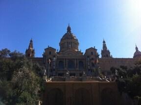 バルセロナ『カタルーニャ美術館』