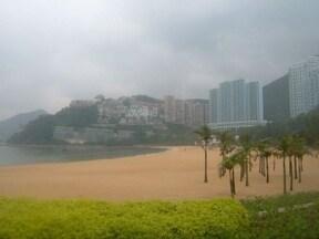 まさにリゾート!香港で最も美しいレパルスベイビーチ