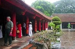 ベトナム初の大学 文廟
