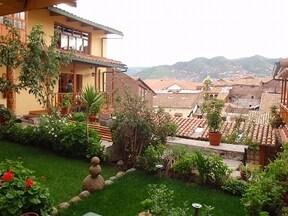 美しい景色を楽しめるホテル アマルオスタルウノ