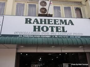 地元ビリヤニレストラン『RAHENA HOTEL』