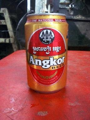 世界遺産の名を冠した『アンコールビール』