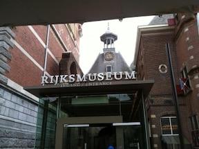 名画伯の作品を所蔵 アムステルダム国立美術館