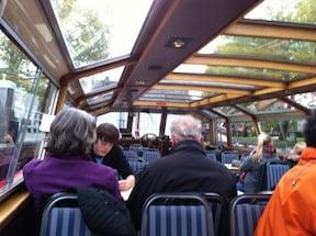 アムステルダム 運河クルーズの旅