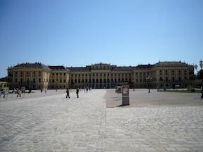 ウィーン『シェーンブルン宮殿』