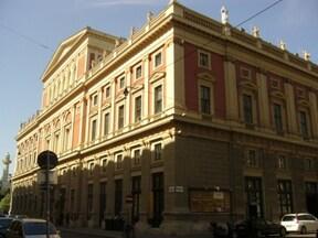 黄金のホール『ウィーン楽友協会』