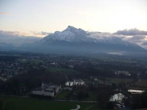 ザルツブルク『ウンタースベルク山』