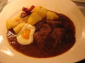 ウィーン料理『ミューラーバイスル』