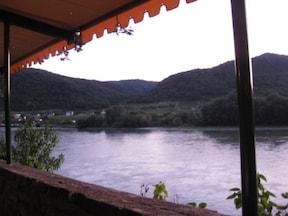 レストラン『ホテル シュロス デュルンシュタイン』