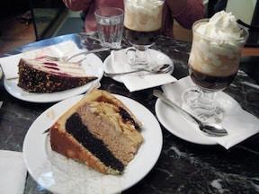 ウィーンの洋菓子店『デメル』