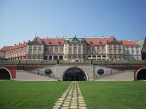 ポーランドにある宮殿『ワルシャワ王宮』