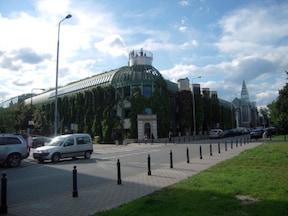 ポーランド『ワルシャワ大学図書館』