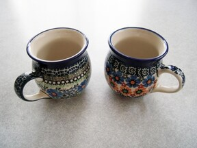 ポーランドの名産品『ボレスワヴィエツ陶器』