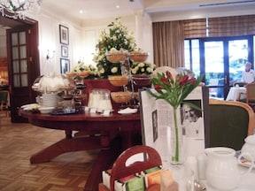 クラシックなホテル『ル・メリディアン・ブリストル』