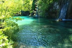 クロアチア『プリトビツェ湖群国立公園』