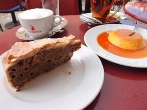 クロアチアの伝統的なスイーツが食べられるカフェ
