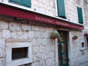 地元の人気店『コノバ・マテジュスカ』