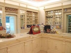 ヨーロッパで三番目に古い『マラ・ブラーチャ薬局』