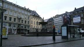 コペンハーゲン市庁舎広場