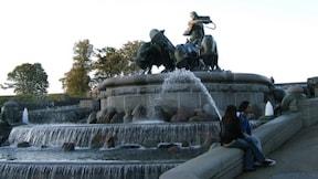 コペンハーゲン『ゲフィオンの泉』