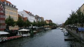 フレデンスホルム運河