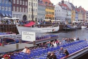 デンマークの首都コペンハーゲン『ニューハウン』