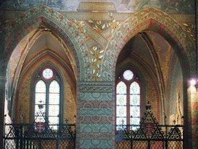 ブダペスト『マーチャーシュ教会』