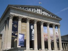 ブダペスト『国立西洋美術館』