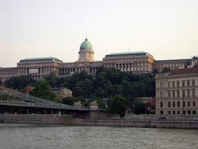 ブダペストにある城『ブダ王宮』